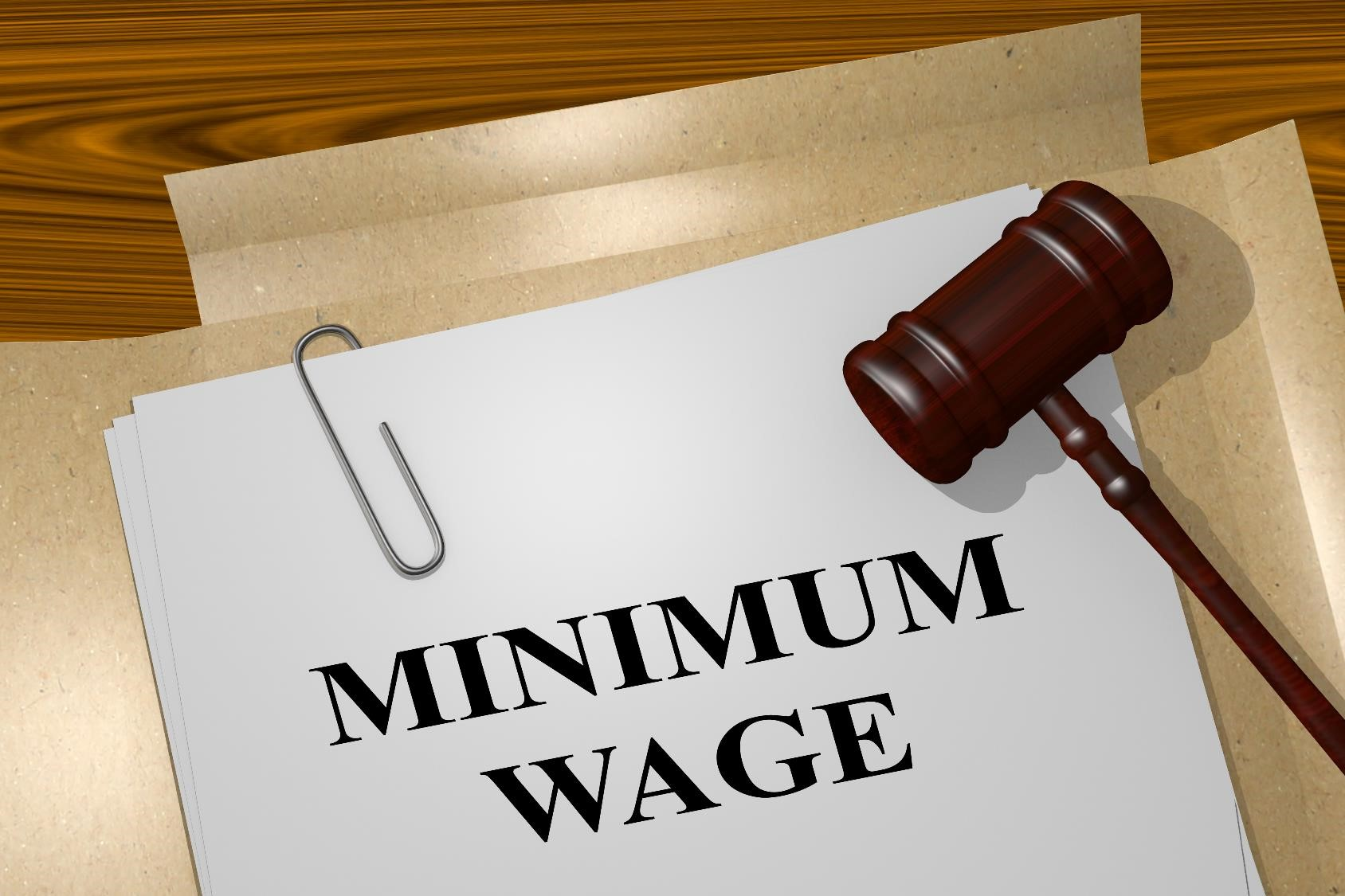 New minimum wage for domestic workers